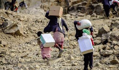 «أوكسفام» تنذر بأزمة جوع تشمل 3 دول عربية