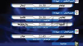 أبرز المباريات العالمية ليوم الأحد 12 يوليو 2020