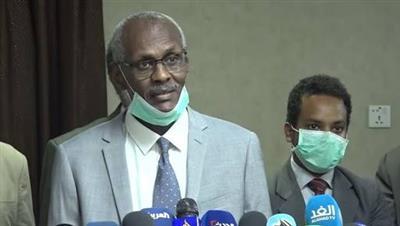 وزير الري والموارد المائية السوداني ياسر عباس