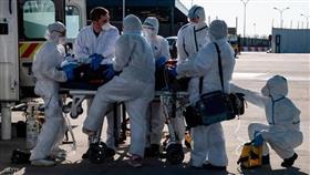فرنسا تسجل 20 حالة وفاة و 416 إصابة جديدة بكورونا
