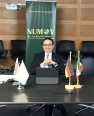 سفير الكويت في برلين يبحث التعاون الاقتصادي والتجاري مع ألمانيا