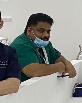 وزير الصحة ينعي الطبيب د. عبدالله شعيب