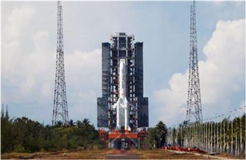الصين تطلق أول مسبار لها إلى المريخ