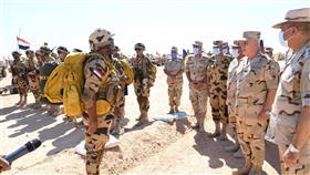 الجيش المصري يستعد قتاليًا على حدود ليبيا