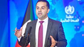 د. عبدالله السند المتحدث باسم وزارة الصحة