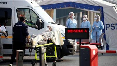 فرنسا تسجل أعلى زيادة يومية بإصابات «كورونا» منذ شهر