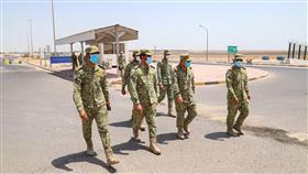 الحرس الوطني: بذل الغالي والنفيس لتأمين المنطقة النفطية الوسطى