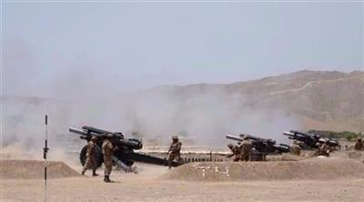 مقتل 15 أفغانيًا في قصف باكستاني