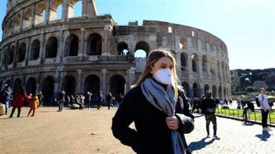 إيطاليا تسجل 9 حالات وفاة و 379 إصابة جديدة بكورونا