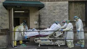 زيادة قياسية لإصابات كورونا بالولايات المتحدة والبرازيل والهند