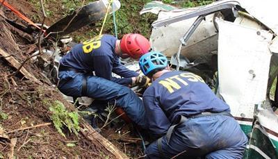 أمريكا: مقتل 7 أشخاص إثر تصادم طائرتين في ولاية ألاسكا