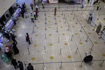 مطار الكويت الدولي يستأنف نشاطه تدريجيا