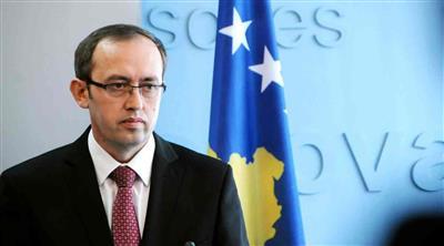 رئيس وزراء كوسوفو عبدالله هوتي