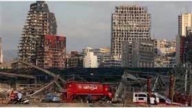 بيروت تستفيق على حداد بعد انفجار ضخم أوقع آلاف القتلى والجرحى