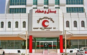 الهلال الأحمر يقدم 36 طنا من المواد الطبية للبنان