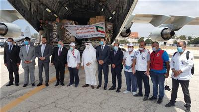 «الشؤون»: إطلاق حملات تبرعات للبنان