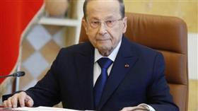 الرئيس اللبناني: احتمال تدخل خارجي بصاروخ أو قنبلة
