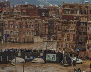 سيول اليمن تخلف 14 قتيلًا