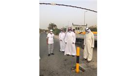 محافظ العاصمة الشيخ طلال الخالد: تركيب حواجز حديدية في ممشى الصليبخات لحماية مرتاديه
