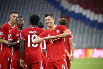 بايرن ميونخ يحقق انتصار كبيرا على تشيلسي بـ 4-1 ويتأهل إلى ربع نهائي دوري أبطال أوروبا