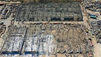 الجيش اللبناني: آمال العثور على ناجين بانفجار المرفأ تتراجع