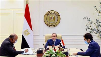 السيسي يناشد اللبنانيين بالنأي ببلادهم عن التجاذبات والصراعات الاقليمية