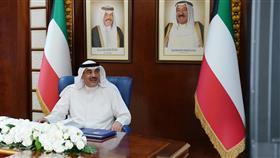 الشيخ صباح خالد الحمد الصباح رئيس مجلس الوزراء