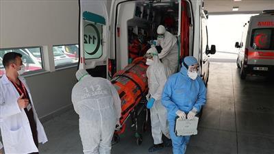تركيا تسجل 1183 إصابة جديدة و15 حالة وفاة بكورونا
