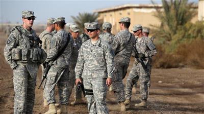 أفراد من القوات الأمريكية في العراق