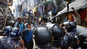 نيبال: مقتل 16 وفقد 28 في انهيارات أرضية