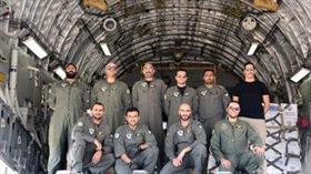 16 طائرة إغاثية إلى لبنان