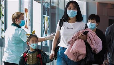 كورونا في الصين.. 10 حالات إصابة «وافدة»