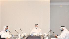 الوزير فهد العفاسي يطّلع على استعدادات وجهوزية قطاع الدراسات الإسلامية  للبدء في العام الدراسي الجديد والدراسة عن بُعد