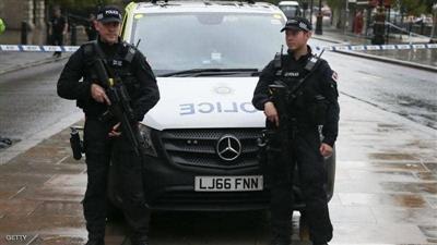 الشرطة البریطانیة تعتقل رجلا للاشتباه بضلوعه في حوادث الطعن في برمنغھام