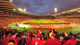 بلجيكا تسمح بعودة الجمهور للمدرجات