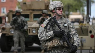 ترمب يعلن عن خفض إضافي للقوات الأمريكية في العراق اليوم