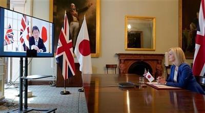 بريطانيا تتوصل لأول اتفاق تجاري مع اليابان لما بعد بريكسيت