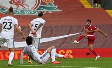 «هاتريك» صلاح يقود ليفربول لفوز مثير على ليدز بالبريميرليج