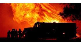إجلاء نصف مليون بولاية أوريغون الأمريكية بسبب الحرائق المستعرة