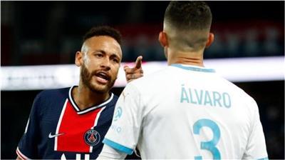 نيمار: تعرضت لإساءة عنصرية من أحد لاعبي مرسيليا