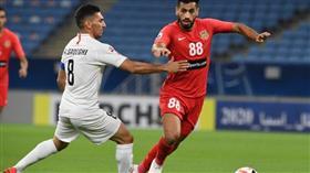 شباب الأهلي الإماراتي يفوز على شاهر خودرو الإيراني بدوري أبطال آسيا