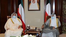 سمو نائب الأمير يستقبل رئيس الهيئة العامة لمكافحة الفساد