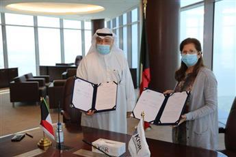معهد الأبحاث الكويتي يوقع اتفاقية تعاون مع الأمانة العامة للتخطيط