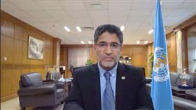 المدير الإقليمي لمنظمة الصحة العالمية في شرق المتوسط أحمد المنظري