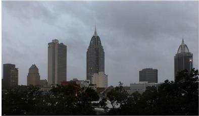 الإعصار سالي يتحرك صوب ساحل الخليج الأمريكي ويهدد بسيول كارثية