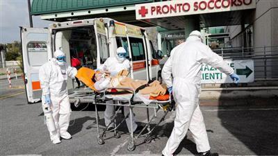 إيطاليا تسجل 1638 إصابة جديدة بكورونا و24 حالة وفاة