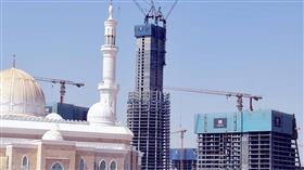 مصر.. «البرج الأيقوني» يتجاوز برج القاهرة ويصل لارتفاع 220 متراً