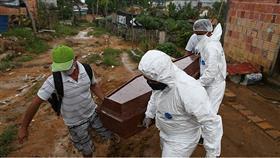 أكثر من 964 ألف وفاة حول العالم جراء كورونا