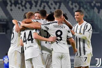 يوفنتوس يستهل مشواره في الدوري الإيطالي بفوز كبير على سامبدوريا