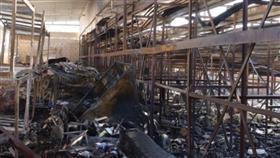 الإطفاء: إخماد حريق اندلع في مدرجات نادي فروسية الجهراء.. دون إصابات